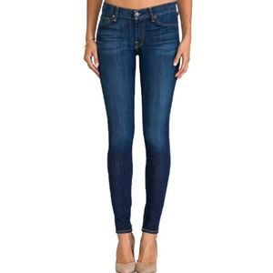 7 For All Mankind The Skinny Jeans Nouveau Wash
